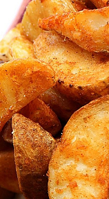 how to make good potato wedges in the oven