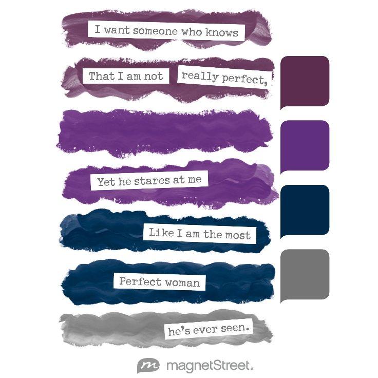 Eggplant Color Schemes: 17 Best Images About Wedding Colors On Pinterest