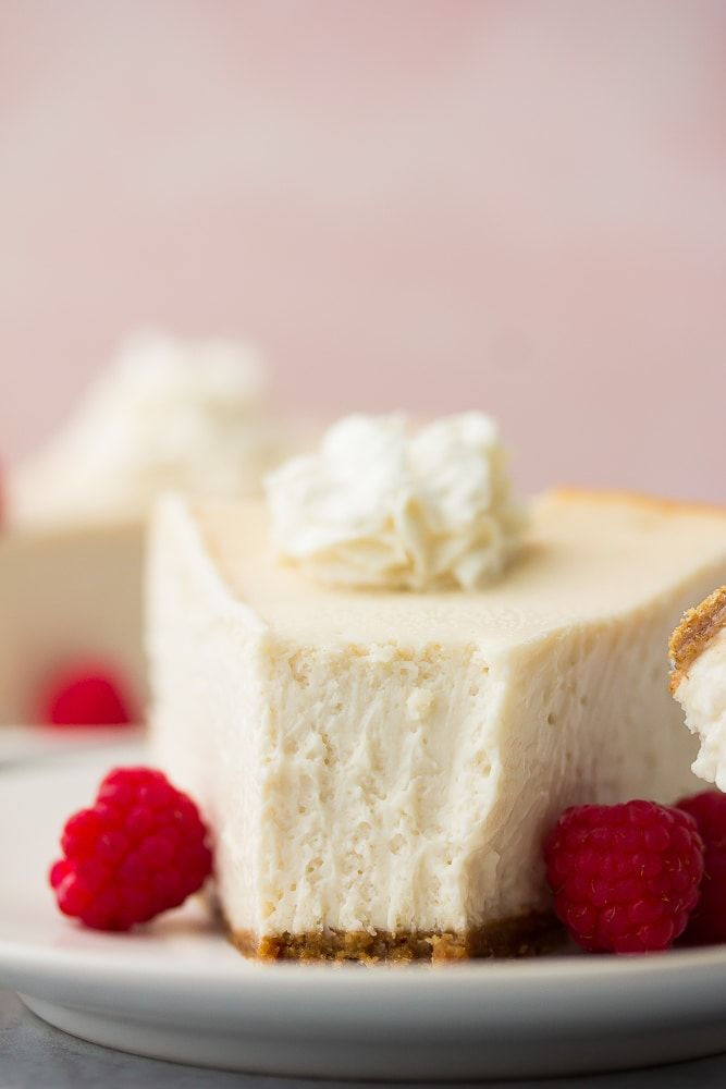The Best Vegan Cheesecake Ever No Really Easy Recipe Nut Free And Baked Vegan Dessert Plantbase In 2020 Vegan Cheesecake Vegan Desserts Vegan Cheesecake Recipe