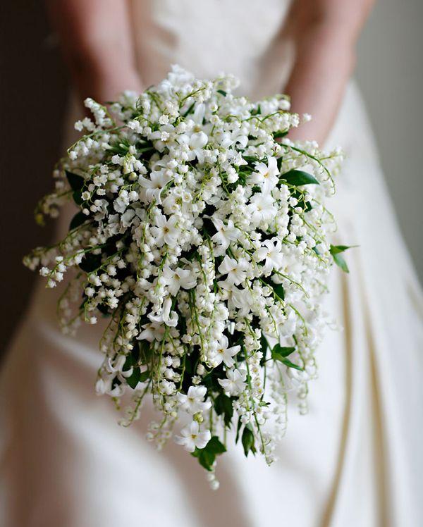 Wedding Wednesday : Flower Focus - Lily of the Valley | Flowerona