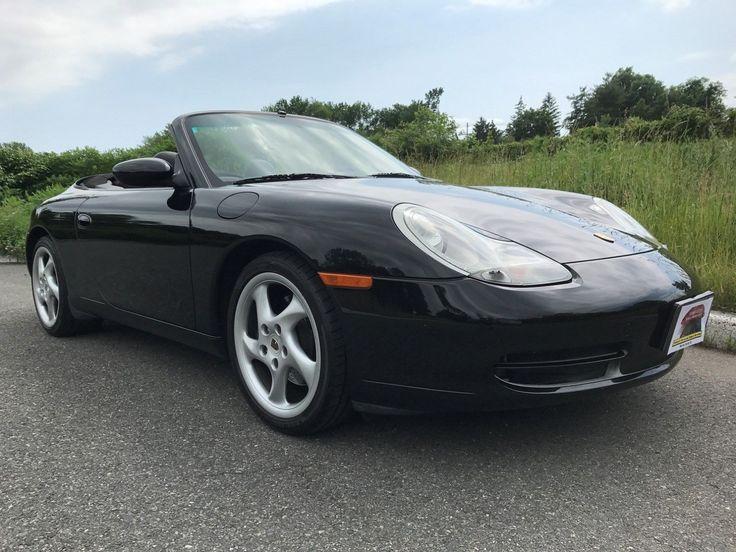 2001 Porsche 911 For Sale