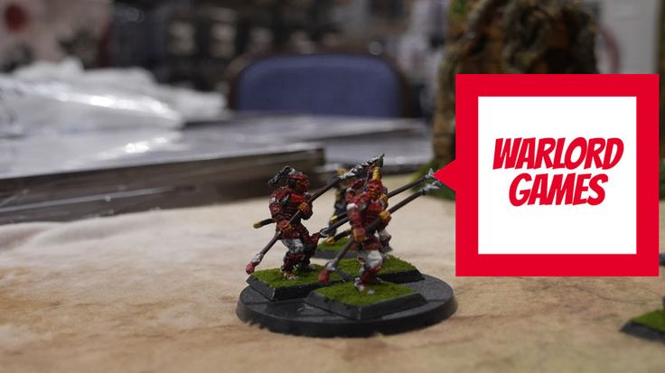 Warlord Games is a company that designs and distributes board games. They also make figures to accompany them, and oh my, the quality of their creations is amazing. They make small figures out of plastic, medium out of metal and giant creatures and structures out of resin. This means that their games are affordable and …