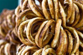 Covrigi de Buzău   Retete culinare - Romanesti si din Bucataria internationala