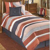 Found it at Wayfair - Manning Stripe Comforter Set