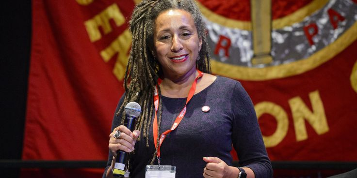 """Watch: Fury At Anti-Semitism Event As Momentum Vice Chair Jackie Walker Criticises Holocaust Memorial Day - She said she hadn't heard a definition of antisemitism she could """"work with"""", and questioned the need for security in Jewish schools"""