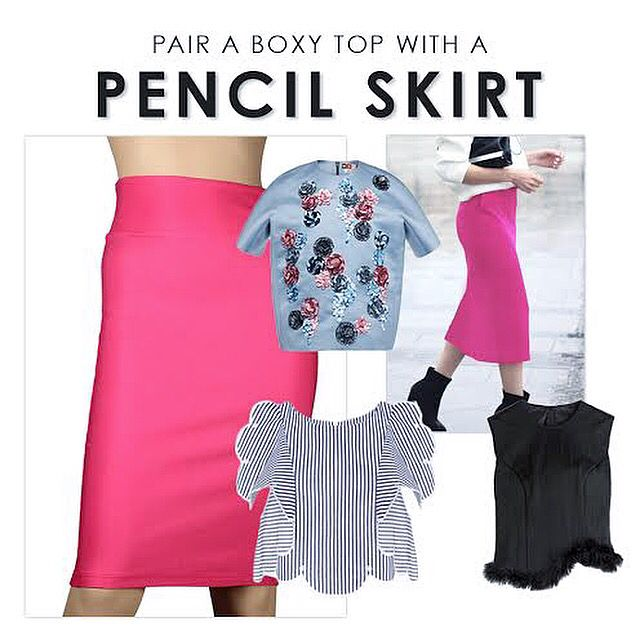 One of the many ways to style a #SKIRTIT