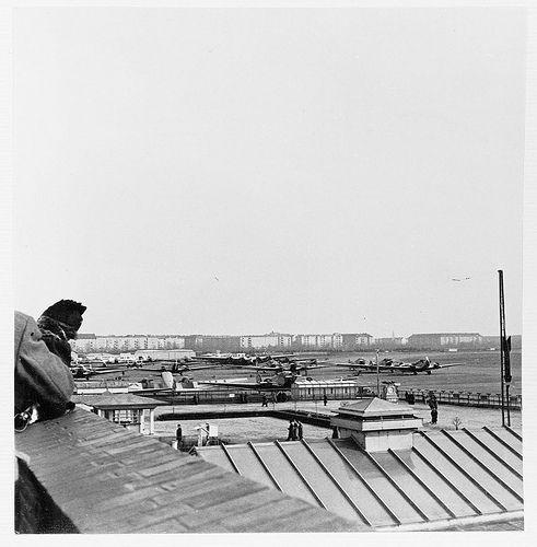 Airport Tempelhof in Berlin, Germany 1937 | par Stockholm Transport Museum Commons