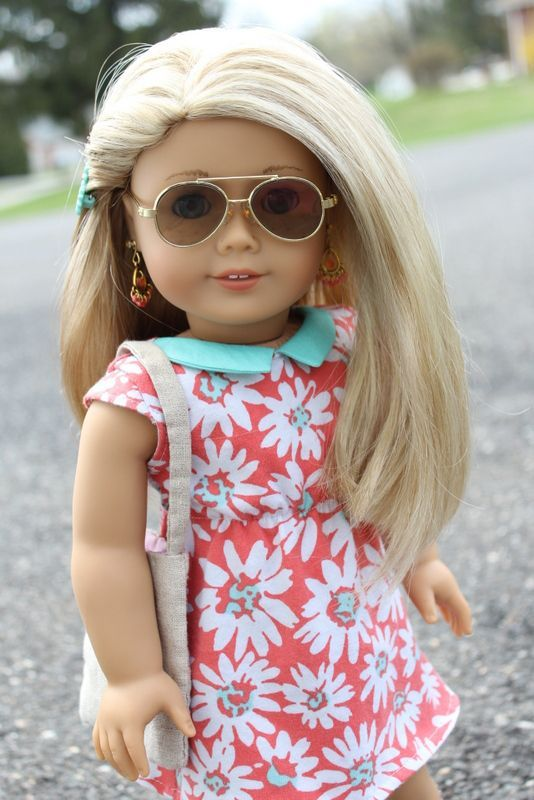 Sunglasses. For. American girl doll