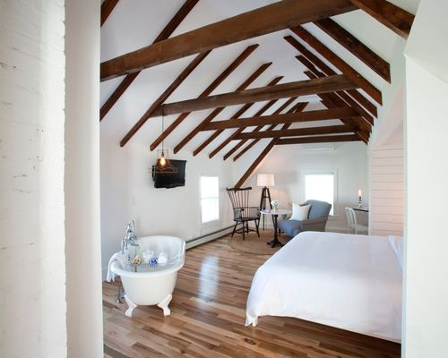 PROVINCE TOWN \ Provincetown MA, Salt House Inn, this is their loft, they also have smaller rooms, but this looks great!!