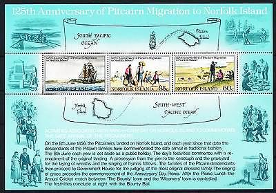 Norfolk-Insel-Block-4-Ansiedlung-Bewohner-von-Pitcairn
