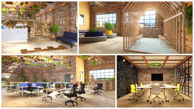 Create natural looking office environments by combining open plan with plants and timber.  http://casestudies.jpofficeworkstations.com.au/