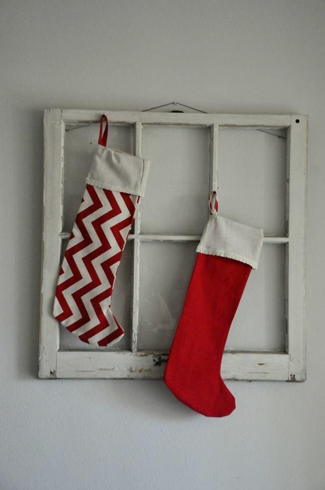 7 best christmas stockings images on pinterest christmas for Fashion christmas stockings