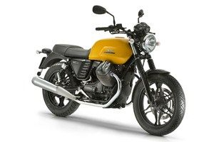 Revealed: New Moto Guzzi V7 with traction control and ABS – Motorcycle news: New… – Mat Green
