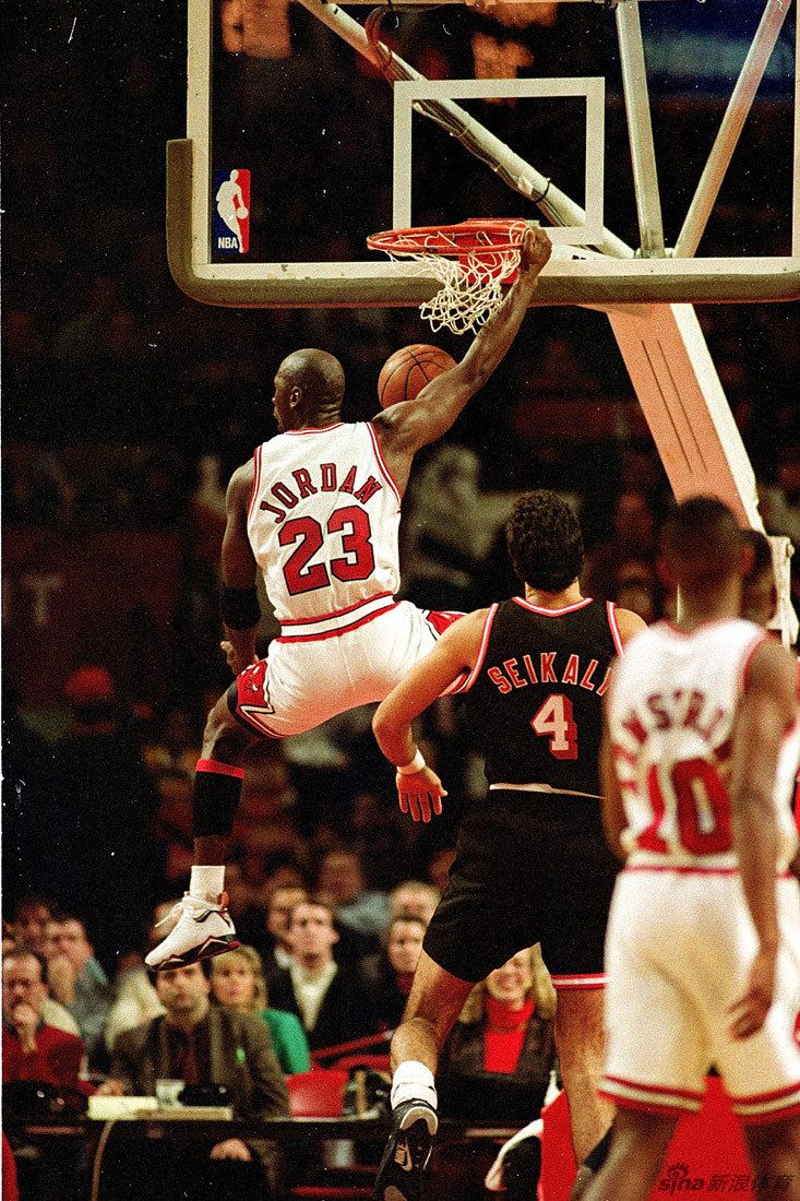 michael jordan career records - photo #14