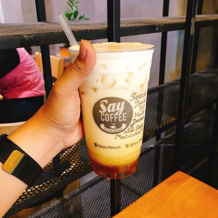 Go to SAY for Today!!! #milktea #cheesefoam #milkfoam #tea #saycoffee #macchiato #toast #vangphomai #matcha #dessert #trasua #vangsua #24h #coffee #saigonvedem #suvanhanh #topping #pearls #cheese #boba #rose #muctranly #toppingthoaimai #goldenhour #happytime #delivery #deliverynow  ____________________________________________ SAY Coffee 754 - 756 Sư Vạn Hạnh p12 q10. TPHCM  Opening Time: 24/7  (028)62647809  Hotline: 0868990110  Deliver: Deliverynow.vn/ho-chi-minh/say-coffee  Deliver…