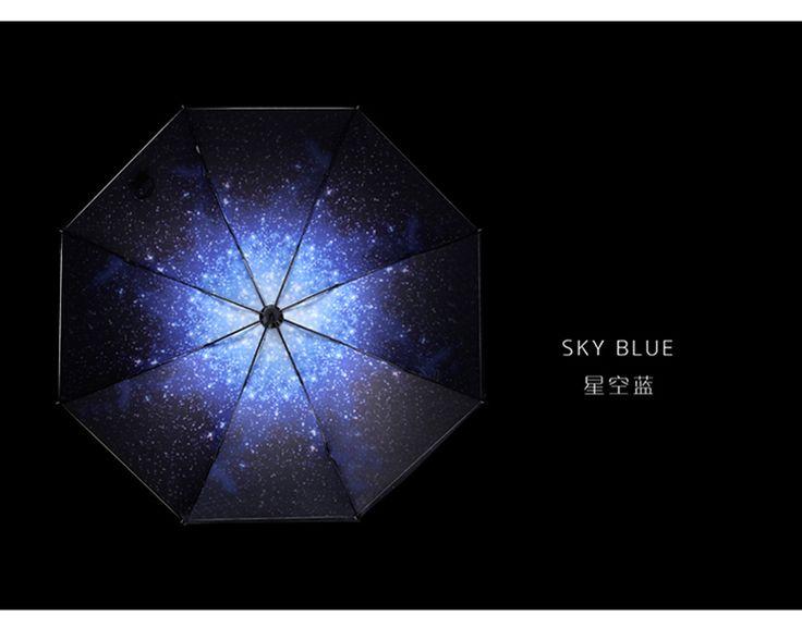 黑胶防晒防紫外线遮阳伞韩国折叠小黑晴雨伞两用女超轻三折太阳伞-淘宝网全球站