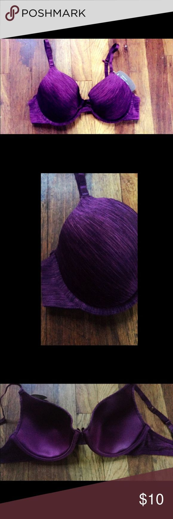 Beautiful Purple Bra Bra is brand new with tags, just a little too big for me. I believe it was purchased from aerie but I am not positive since it was a gift. Not a push up bra but does have padding. Intimates & Sleepwear Bras - intimate, full figure lingerie, m style intimates *sponsored https://www.pinterest.com/lingerie_yes/ https://www.pinterest.com/explore/intimates/ https://www.pinterest.com/lingerie_yes/christmas-lingerie/ http://www.bhldn.com/shop-sale-lingerie/