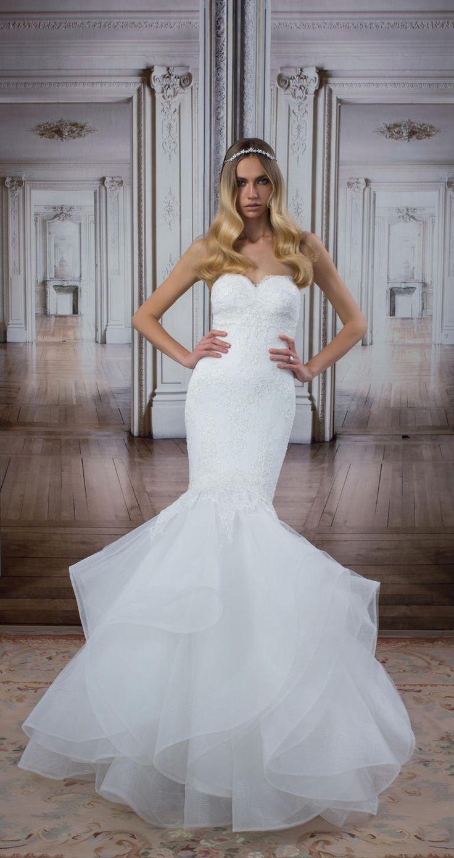 62 best Wedding dresses images on Pinterest | Short wedding gowns ...
