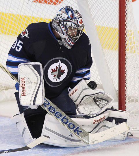 Al Montoya #35 Winnipeg Jets