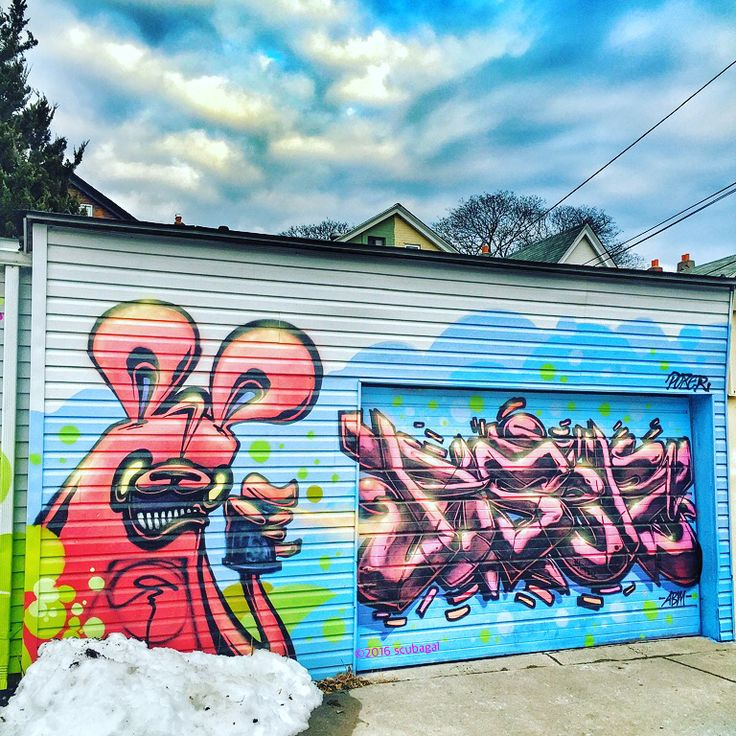Spray On Poser | art credit by Poser #Toronto #graffiti #streetart #streetphotography #photography