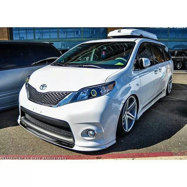 Toyota Suv Crossover: 15 Best Toyota Sienna Images On Pinterest