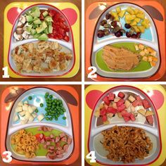 1 year old meal ideas- pinning this for later on ( it'll be here before I know it!)