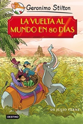 54 best geronimo stilton images on pinterest geronimo stilton the book of around trhe world in 80 days fandeluxe Image collections