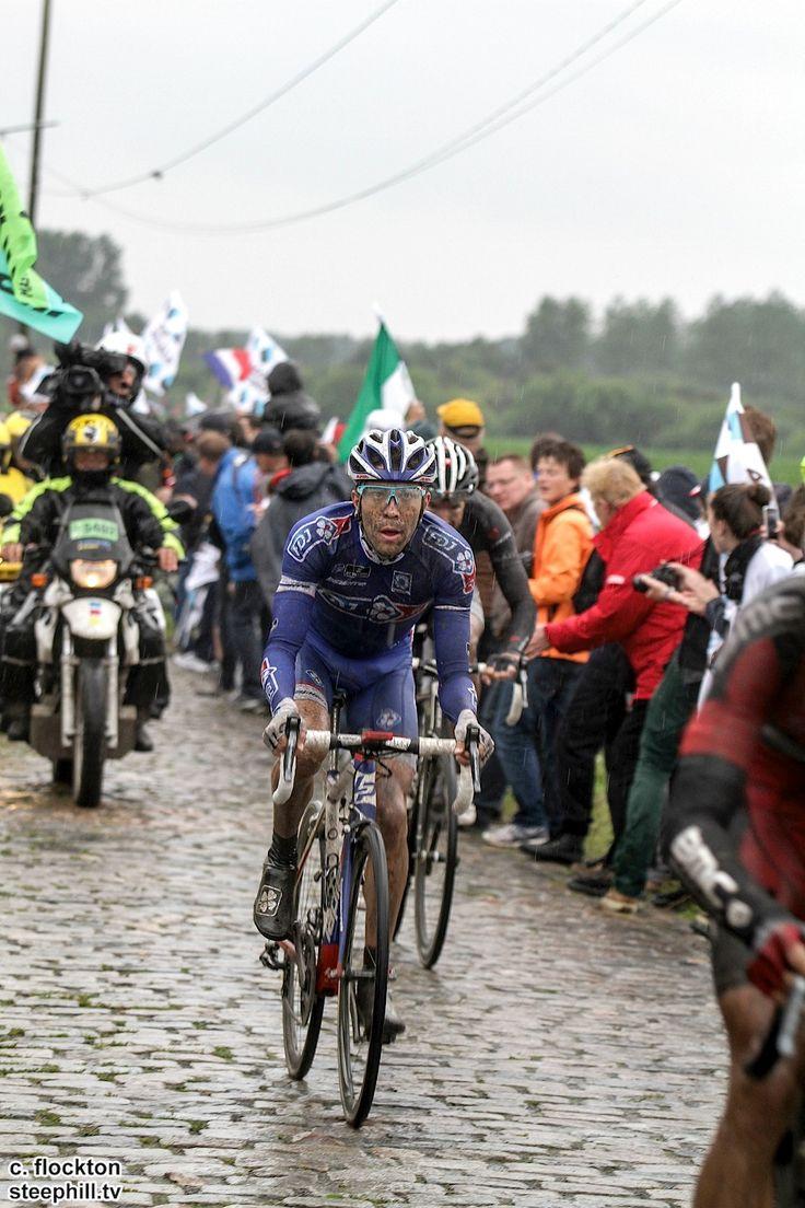 2014 tour-de-france photos stage-05 - Thibaut Pinot (FDJ)