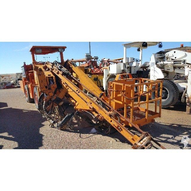 Sandvik Tamrock H207 D #Drillrig Monomatic #underground #Mining #Equipment #sandvik #drill #jumbo #boomer #germany #baumaschinen #Scooptram #mining #minera @itogermany