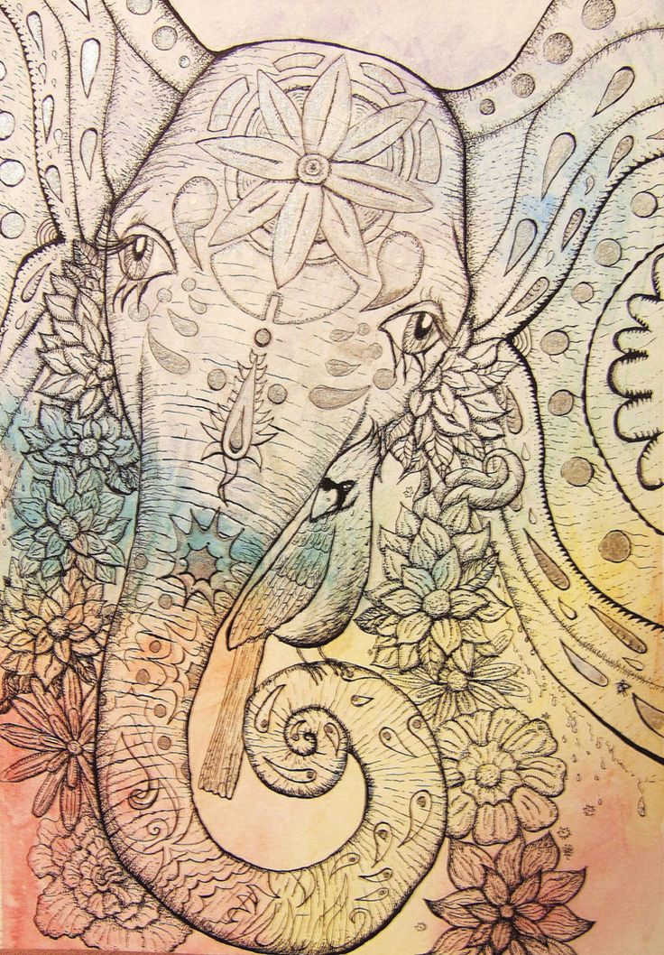 I'm going back and forth to Elephants again...both the traditional sense and indian/asian influences are starting to grow on me as an idea due to the symbolism centered around the elephants inherent strength and steadfastness.