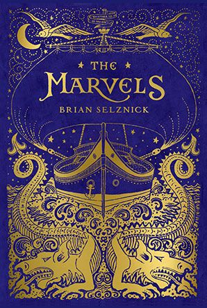 The Marvels | About The Book