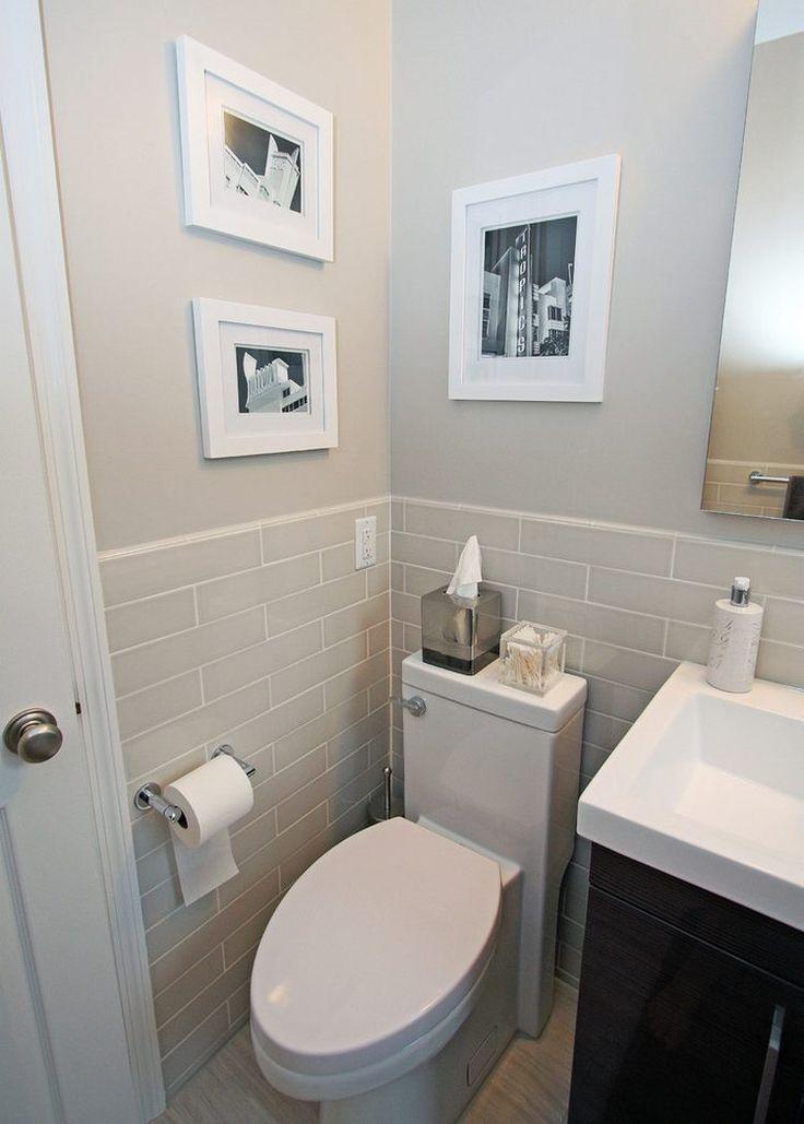 Kis fürdőszoba felújítása - beázás után teljes átalakítás