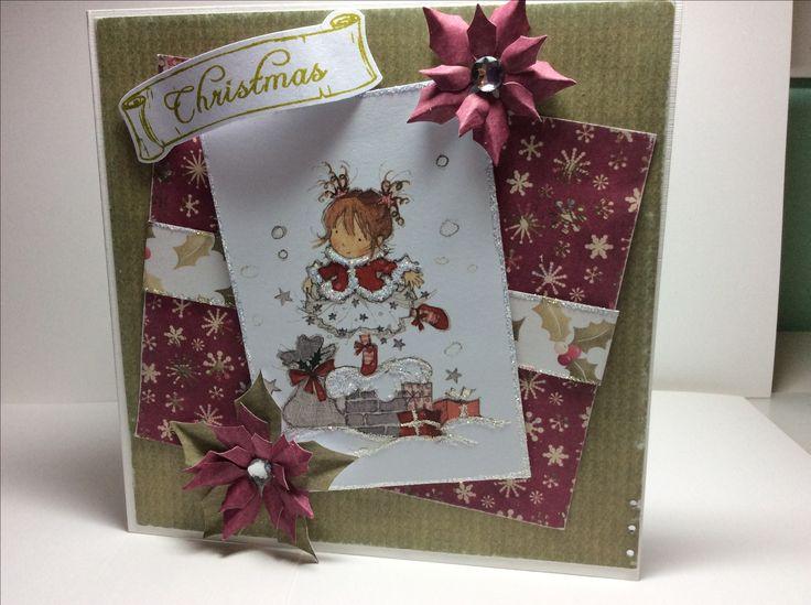 LOTV topper Christmas card