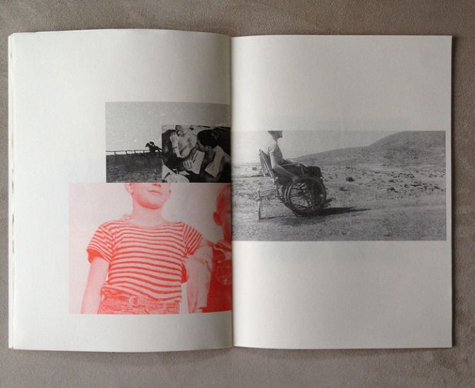 Monochrome doesn't necessarily mean black and white! - Caco Neves Layering different sized images