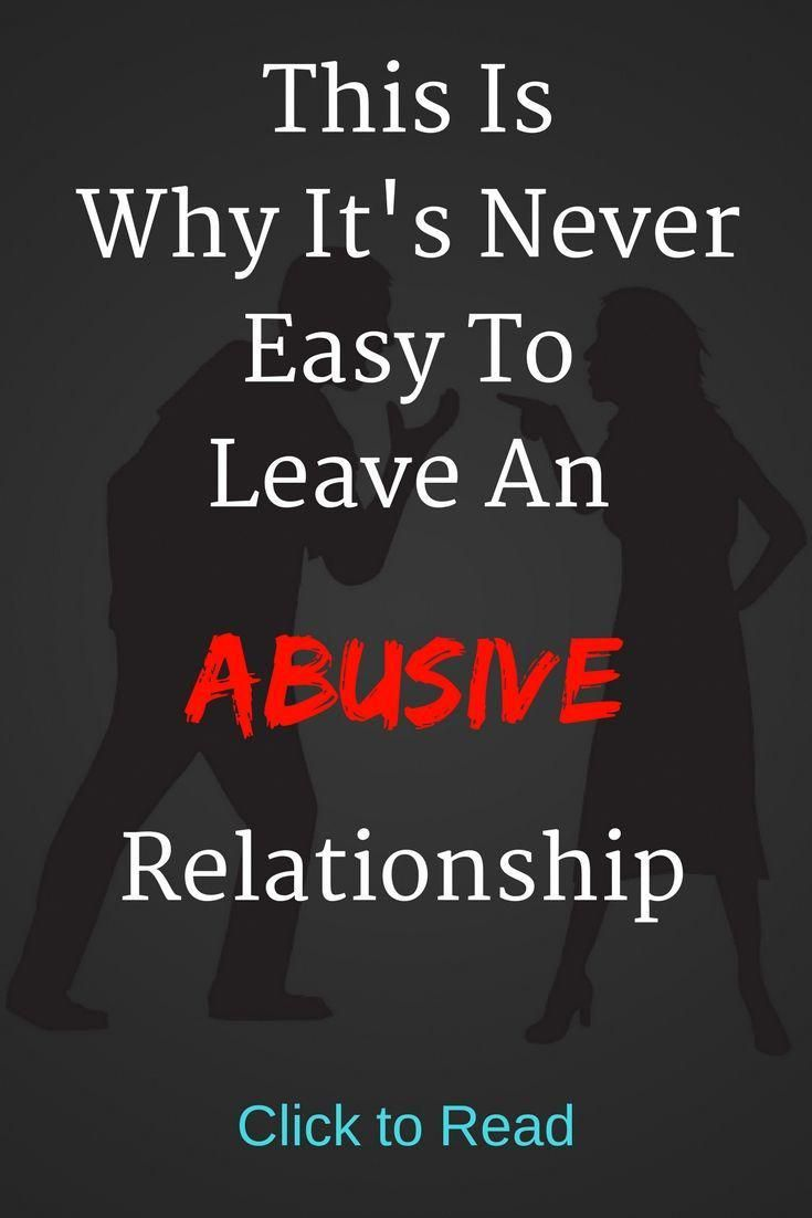 getting out of an abusive marriage