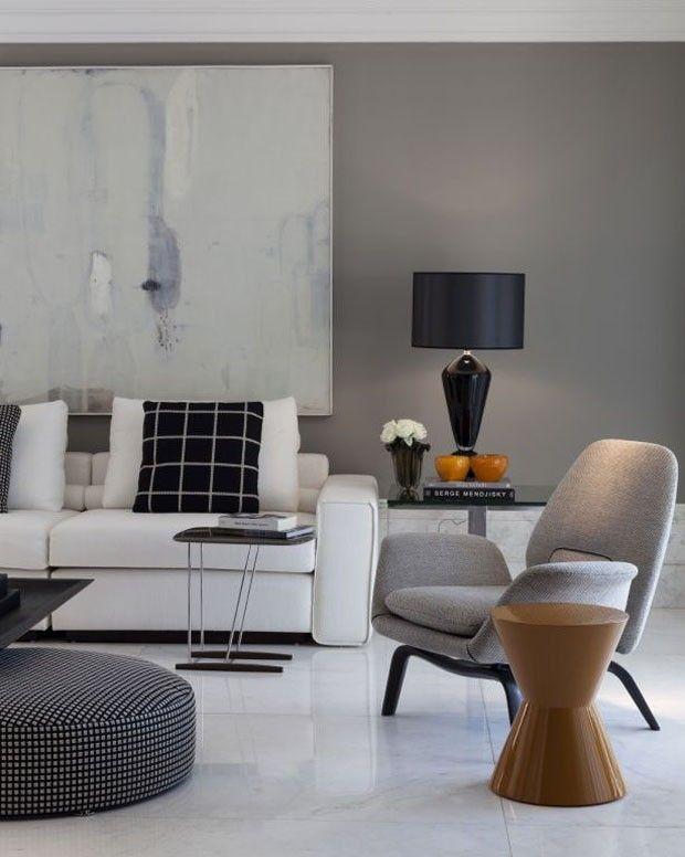 Apartamento no Itaim Bibi, em São Paulo / Christina Hamoui