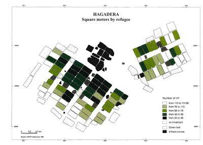 Arch 607: Dadaab Refugee Camp Map Info