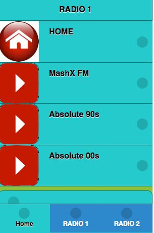 Please check out my app it contains many London radio stations. http://tinyurl.com/londonradio1