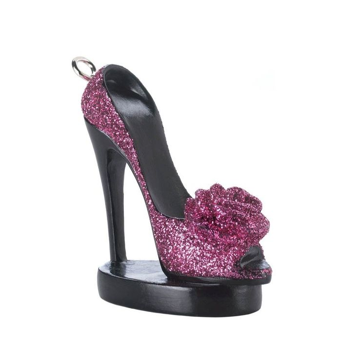 Pink High Heel Centerpiece : Best images about room full of christmas stuff on