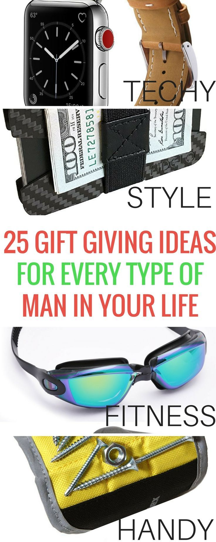 Men's Gift Guide 25 Unique Gifts Under 25 Tech gifts