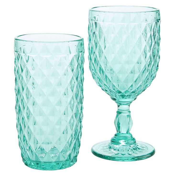 Tervis Drinking Glasses Turquoise