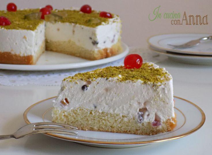 La torta fredda alla cassata è un dolce golosissimo e super buono,molto più delicato e meno dolce della cassata originale ma che ci somiglia molto e buona buona come l'originale..