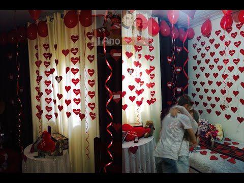 DIY: Decoração Simples e Barata Dia dos Namorados ...