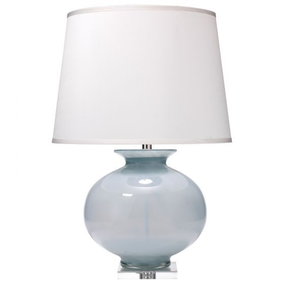 Jamie Young Basin Teal Table Lamp