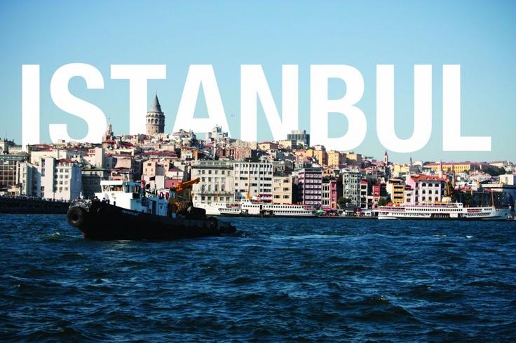 Perfect bucket list trip: Istanbul!