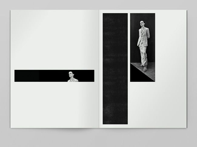 Rick Owens Look book SS/12 2011
