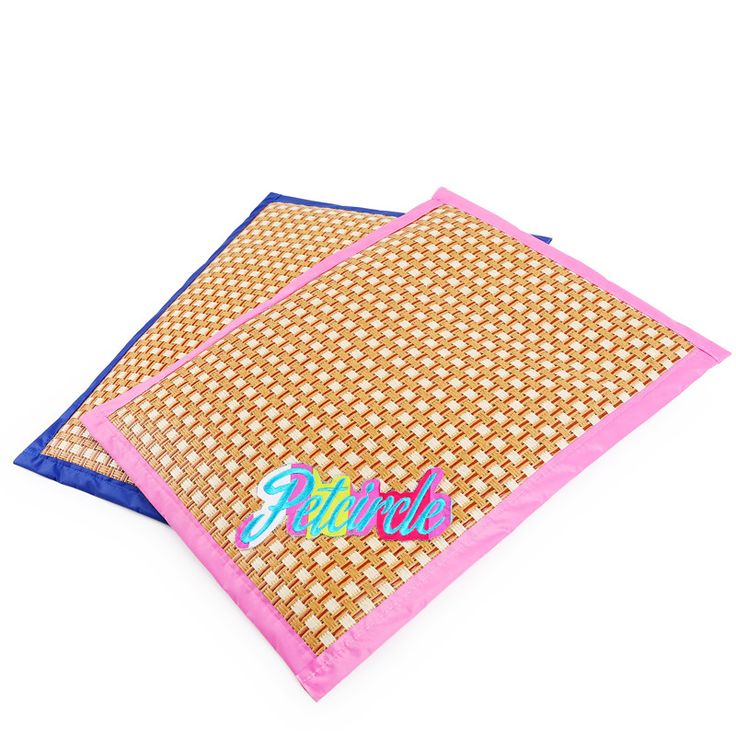 New arrivals Free shipping pet cooling mats cat dog sleeping mats in Summer cool and comfortable 2 colors 4 sizes