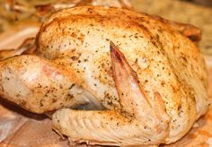 how to cook a juicy turkey