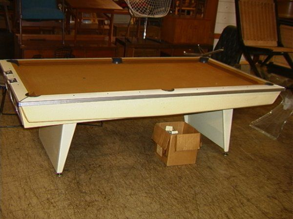 1960's Brunswick Celebrity Pool Table Parts Wanted