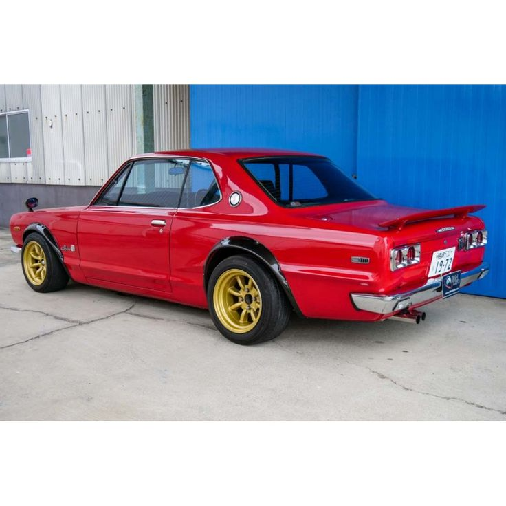 Nissan Skyline Hakosuka for sale buy JDM classic cars in
